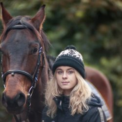 Woman teaching Equine Therapy