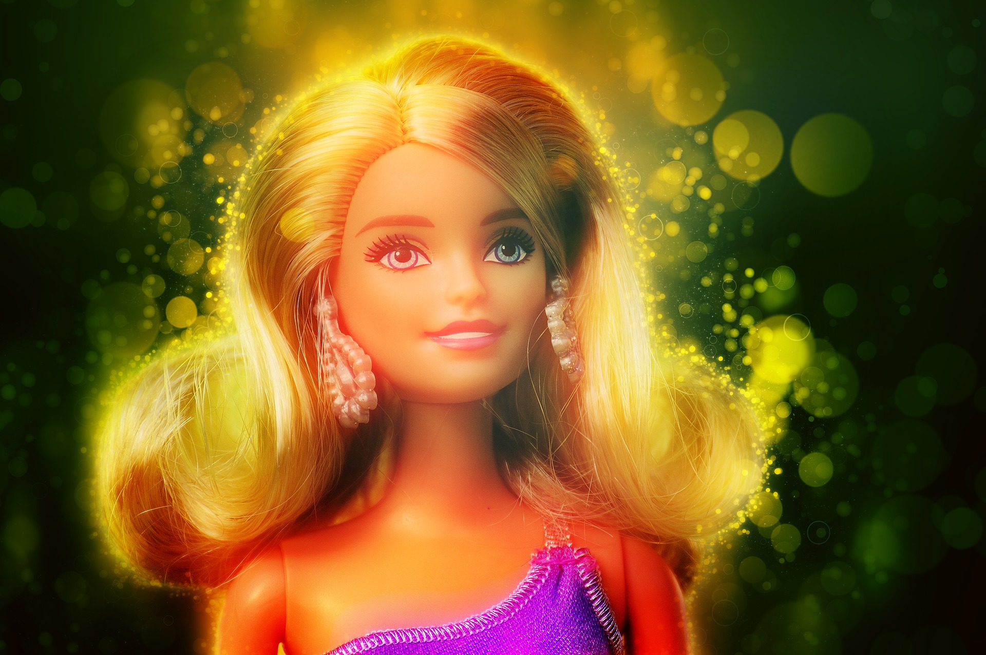 Barbie's New Look And Body Image