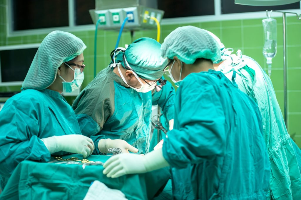 Doctors working on Obesity and Bariatric Surgery