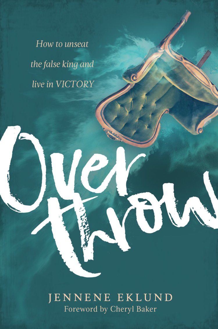 Overthrow Book Cover