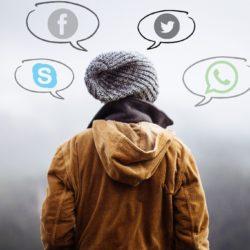Looking at Social Media
