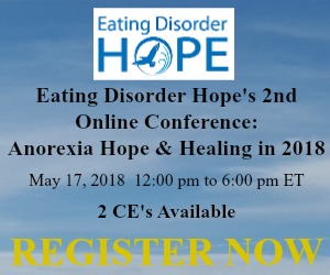 Eating Disorder Hope Online Conference
