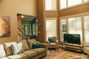 Carolina House Living Room 2