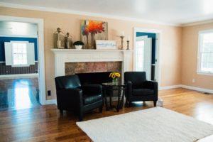 Center for Hope of the Sierras Living Room