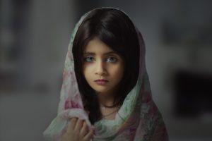 Arabian Young Woman