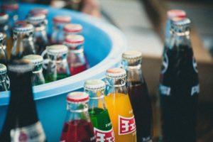 Beverages, Sodas, Soft Drinks, Cokes Bottles