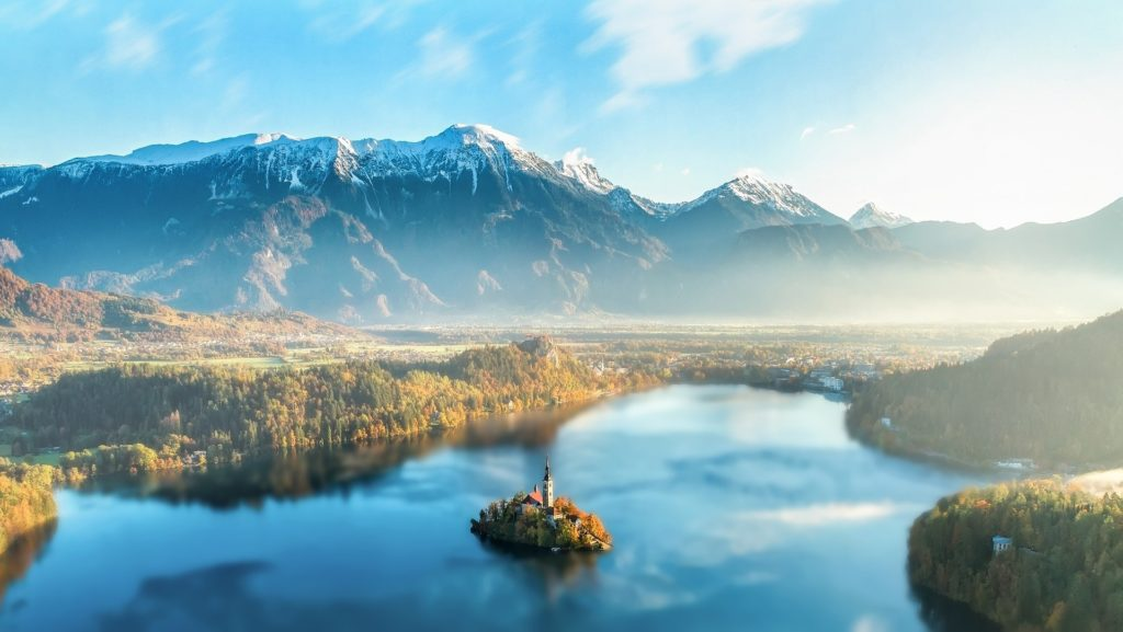 Eating Disorders in Transgender Community picture of mountains and a lake
