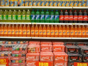 sugar-sweetened beverages help contribute to eating disorders