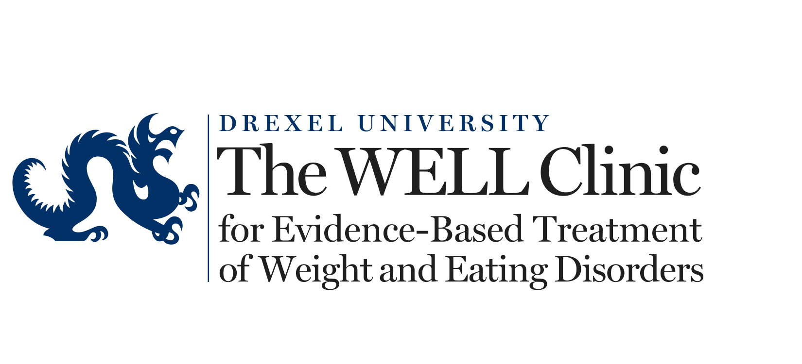 The Well Clinic - Drexel University Logo - 1650x750