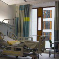 Hospital Room Acute Eating Disorder Treatment