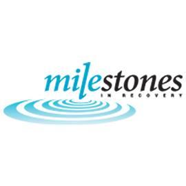 Milestones In Recovery Logo