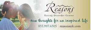 Reasons Banner used with relationship in eating disorder recovery