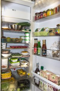 Open Refrigerator used in Night Eating Syndrome
