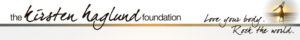 Kirstin Haglund Foundation Welcome Logo
