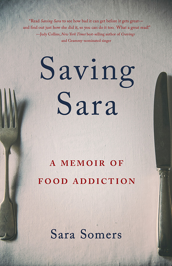 Saving Sara Book Cover