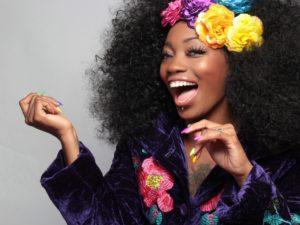 African American woman overcoming Bulimia