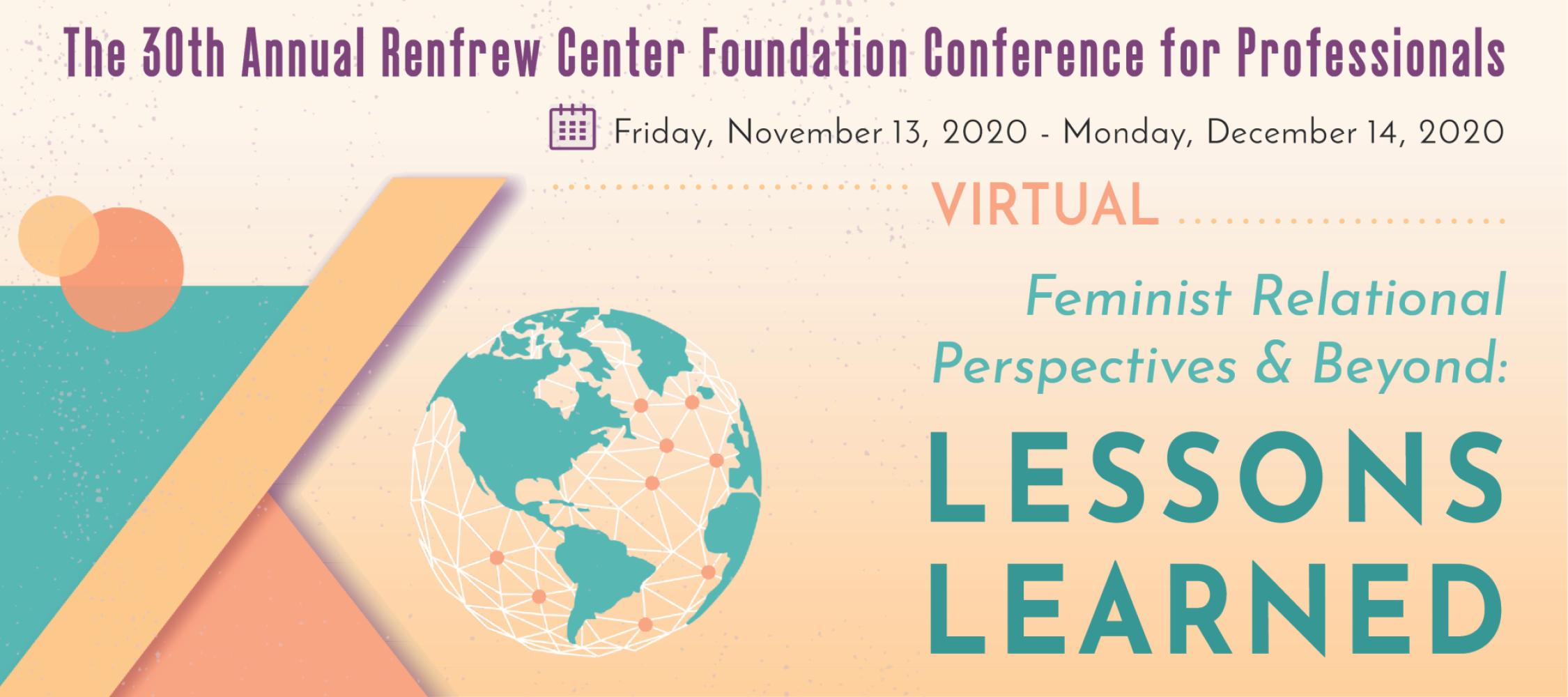 Renfrew Virtual Conference Banner