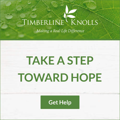 Timberline Knolls Banner