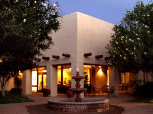 Sierra Tucson Entrance