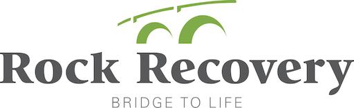 Rock Recovery Logo an Eating Disorder Non-Profit