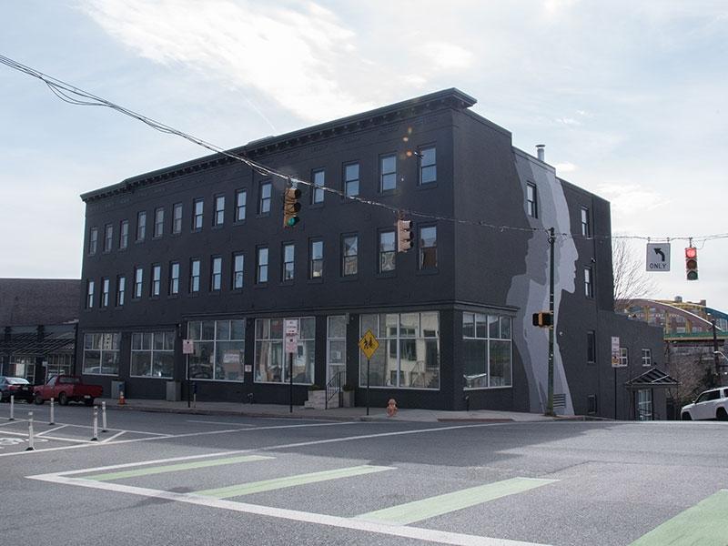 The Body Image Center Baltimore Exterior