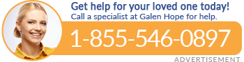 Do you need help now? Call a specialist at Galen Hope: 1-855-546-0897