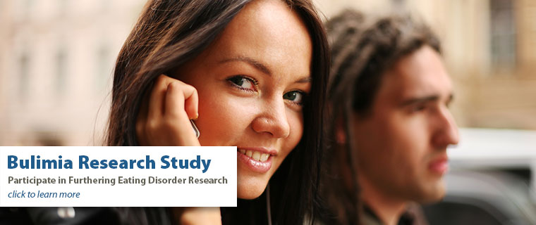 Bulimia Research Study